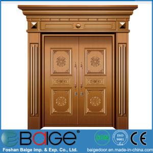 Villa Main Imitated Copper Door Design (BG-C9019) & China Villa Main Imitated Copper Door Design (BG-C9019) - China ...