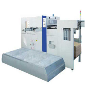 Automatic Die Cutting and Creasing Machine pictures & photos