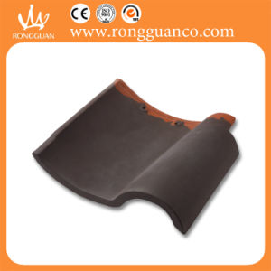 Rustic Roof Tile 310*310mm S Shape Roof Tile (W57) pictures & photos