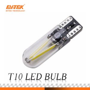 LED light 1 red diode clear lens for license plate or decorative interior light