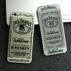 Fashion Jack Danile′s Sticker Screen Protector for iPhone