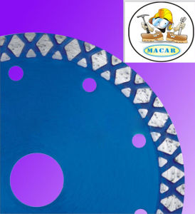 175mm Diamond Cutting Blade for Reinforced Concrete Asphalt