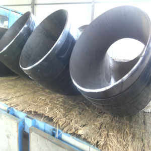 90deg Long Radius Seamless Carbon Steel Elbow with PE Coating pictures & photos