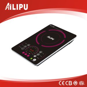 2017 New Design Induction Cooker with Single Burner Child Lock Function pictures & photos