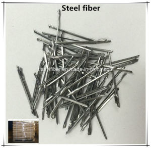 Both Ends Hooked Steel Fiber for Building Reinforcement Fibre pictures & photos