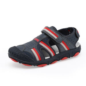 Sandal Shoe Casual Summer Comfortable Footwear for Children Shoes (AKP338) pictures & photos