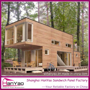 High Quality Steel Structure Luxury Container Homes for Sale pictures & photos