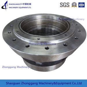 OEM/ODM-CNC Machine-Flange-Carbon Steel