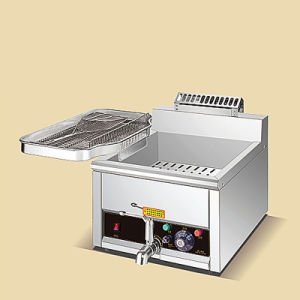 China Induction Deep Fryer, Induction Deep Fryer Manufacturers ...