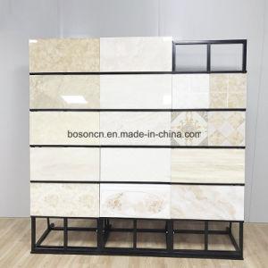 China Metal Marble Ceramic Tile Display