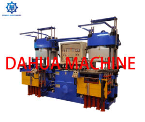 Vacuum Rubber Compression Molding Machine