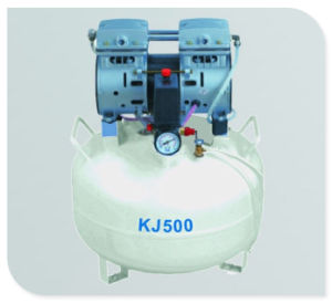 Hot Sale Oil Free Dental Air Compressor (KJ-500) pictures & photos