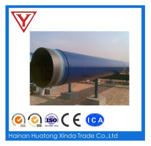 Anticorrosion 3lpe Spriral Steel Pipe pictures & photos