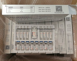 Factory Supply Skin Whitening Reduced Glutathione for Injection3000* Mg (8+8+1) pictures & photos