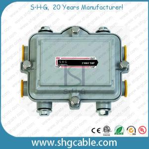 China 2 Way CATV Directional Coupler (DCTR220) - China Catv, Catv