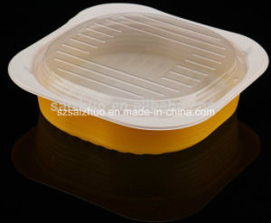 Single Compartment Round Packaging and Disposable Tableware pictures & photos