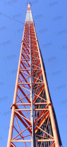 HDG Durable Angle Steel Lattice Tower