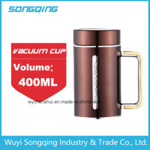 400ml Double Wall Stainless Steel Water Bottle/ vacuum Flask pictures & photos
