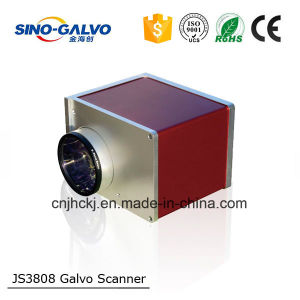 Hot Sale Js3808 High Speed Galvanometer Scanner for Diomand Cutting