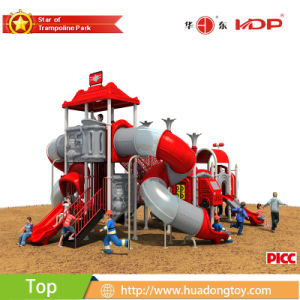 Fast Delivery Anti-Fade Children Outdoor Playground Equipment pictures & photos