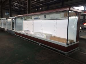 Ce/FCC Certification Commercial Dairy Produce Display Chiller/Refrigerator pictures & photos