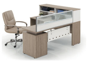 New Design Partition Single Office Workstation