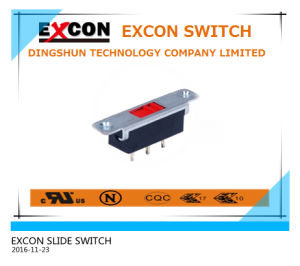 Excon Vs12 Taiwan Slide Switch with Selection Voltage Switch