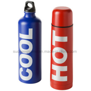 Hot & Cool Set Sport Drinking Bottle pictures & photos