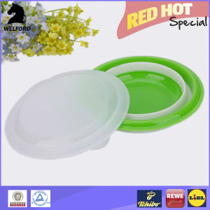 2016 Hot Selling Consistently Art Design Silicone Lunch Box