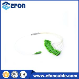 1*16 Fiber Optic Splitter Con Sc/APC Connector/Divisor Optico 1*8 pictures & photos