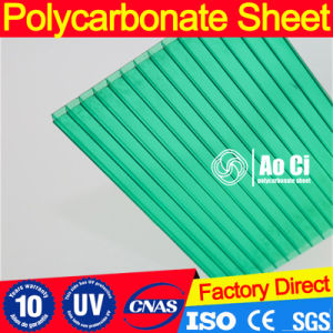 100% Virgin Raw Material with UV Protection Polycarbonate Sheet pictures & photos