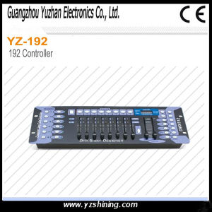 Stage Lighting 192 Controller with DMX Signal Amplifier