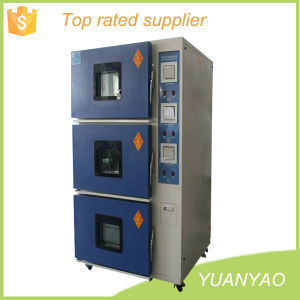 Three-Layer Type Temperature Humidity Test Cabinet on Sale pictures & photos