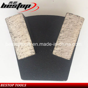 Soft Bond Diamond Metal Grinding Tools for Expoy Floor pictures & photos