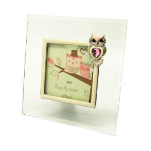 Wholesale Cheap Wedding  Gift Metal Photo Frame Hx-1204 pictures & photos