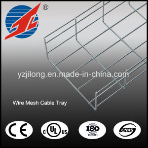 UL Ce Certificated Metal Wire Mesh Cable Tray