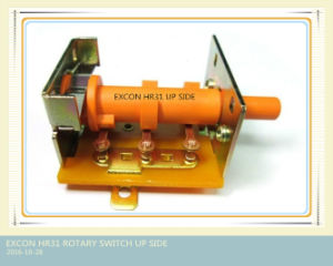 Hr31 360 Degree Rotary Switch for Heater