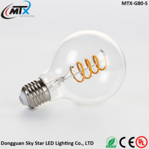 4W G80 Edison Flexible Filament Antique Style LED Light Bulb pictures & photos