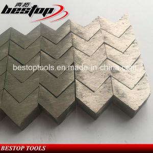 Arrow Type Diamond Segment for Grinding Concrete pictures & photos