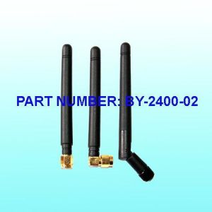 WiFi (2.4GHz) Rubber Rotation Antenna, WiFi Patch, PCB Antenna
