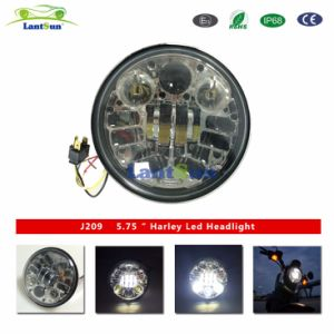 5.75′′ LED Headlights for Harley Motorcycle J209 pictures & photos