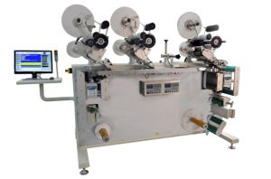 Roll to Roll (RFID) Autoamtic Labeling Machine/Labeler