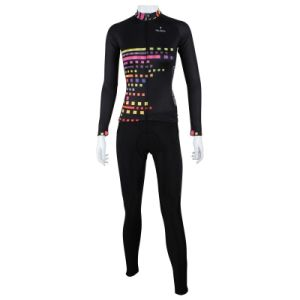 104f9d28f Cycling Clothing Sets Suits Women′s Long Sleeve Suit for Outdoor Sport  Jersey