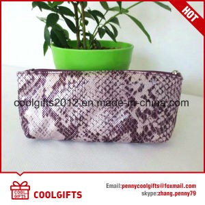 Cosmetic PVC Leopard Bag with Classic Style pictures & photos