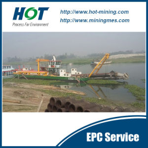 Customized Dredger Machine Cutter Suction Dredger