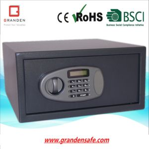 Electronics Safe with LCD Display for Office (G-40ELS) Solid Steel pictures & photos