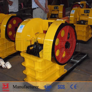 Yuhong PE-150X250 5.5 Kw Small Jaw Crusher pictures & photos