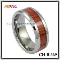 Fashion Tungsten Rings