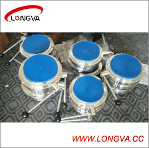 Wenzhou Manufacturer 10 Inch Butterfly Valve pictures & photos