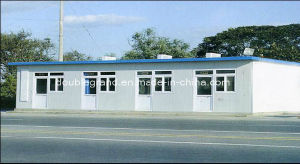 Moden Popular Steel Prefabricated House pictures & photos